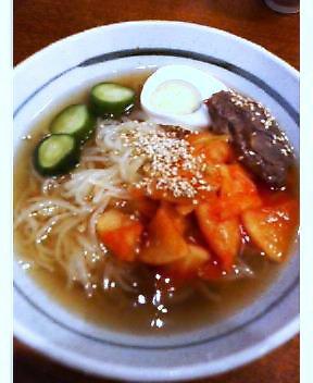 ぴょんぴょん舎の盛岡冷麺★★☆